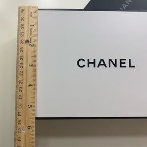 CHANEL Other - Chanel empty box with fillers